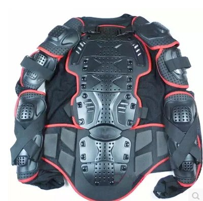 Riding motorcycle safety jacket armor vests / riding gear / armor fall proof safety jacket suits cross-country ski goggles(