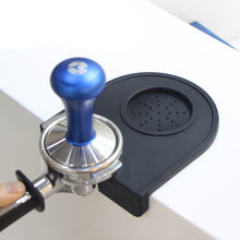 Коврик для тампона кофе 58 мм угловой коврик инструмент бариста
