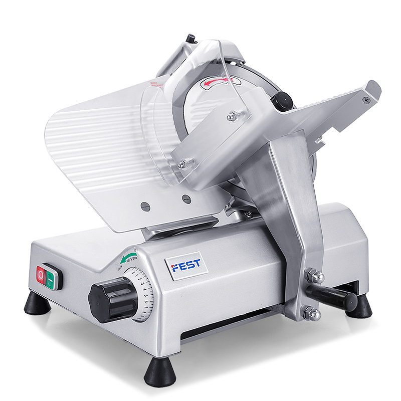 FEST Mutton Meat Slicer Commercial Meat Planer Slicing Machine 10.5 Inches Automatic Lamb Kebab Roll Beef Roll Grinder 1pc hot sale 100%quality guaranteed doner kebab slicer two blades electrical kebab knife kebab shawarma gyros cutter