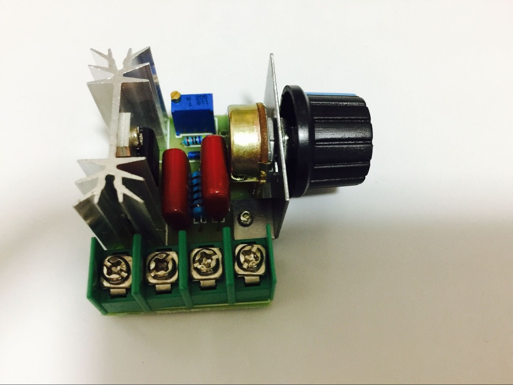 Imports of 2000 w 220 V dimmer high-power thyristor electronic voltage regulator for temperature control