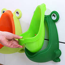 Portable Kid Baby Boy Standing Toilet Animal Frog Pee Potty Toilet Urinal Children travel urine toilet For Training Child Enfant