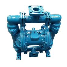 QBk Series Fluorine plastic diaphragm pump  adopts metal shell lining fluorine QBK-40