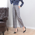 Real Silk Wide Leg P...