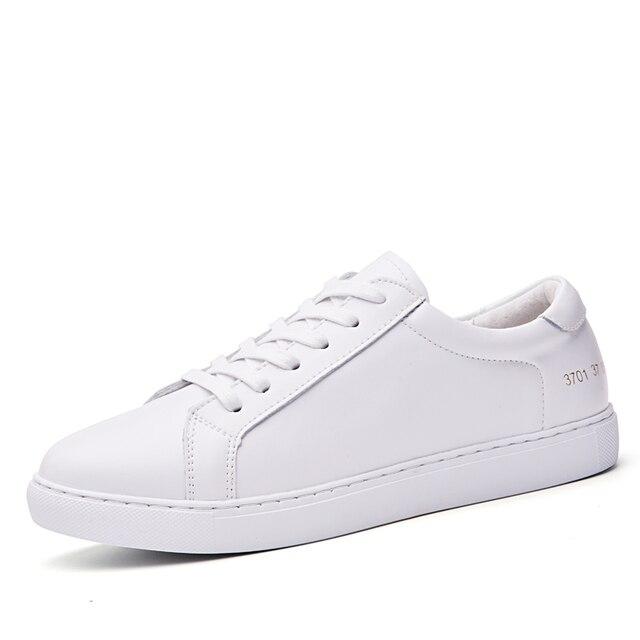 Новые 2016 ЖЕНСКАЯ Обувь Повседневная Дышащий Мода Открытый Прогулки Высокое Качество Повседневная Женщины Белые Туфли Chaussure Femme