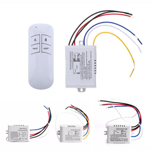 3 Port Wireless Remote Control