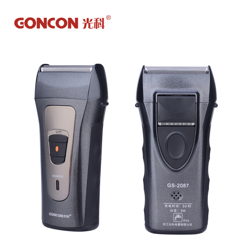 Mini Wireless Electric Shaver Stainless high-precision Reciprocating Double blade Beard Trimmer Clipper Fast Rechargeable Razor dental endodontic root canal endo motor wireless reciprocating 16 1 reduction