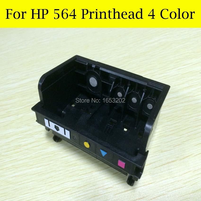 GOOD!! 4 Color Nozzle Print Head Printhead For HP Photosmart Plus B8550/B8553/B8558 B110a B210a c410a 510a Printer
