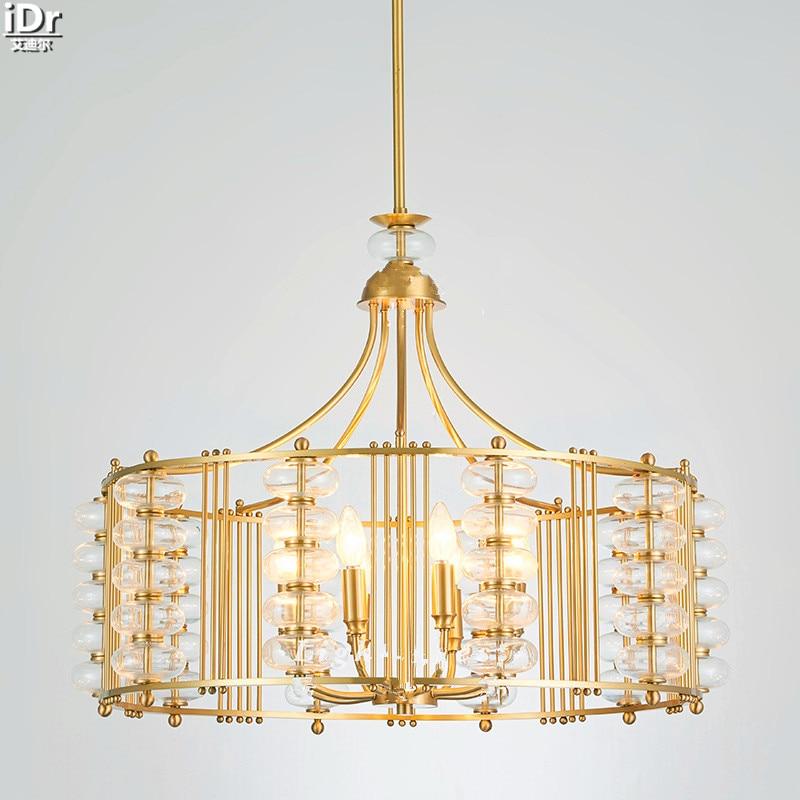 Art Light modern minimalist living room villa restaurant industry Fixture gold  Chandeliers Lmy 0226|gold chandelier|chandelier gold|chandelier chandelier - title=