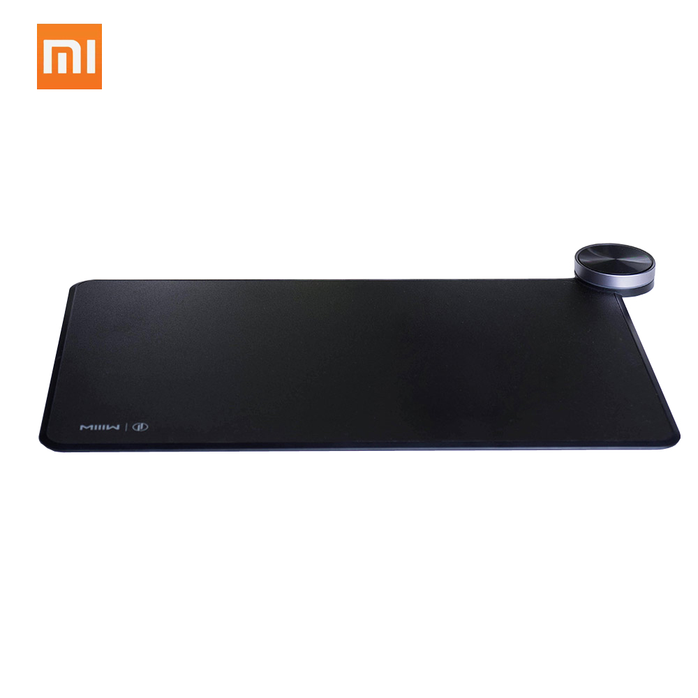 Xiaomi PC Gaming Mice-Mat MIIIW Wireless-Charger Mousepad Standard Notebook Qi Charging-Pad