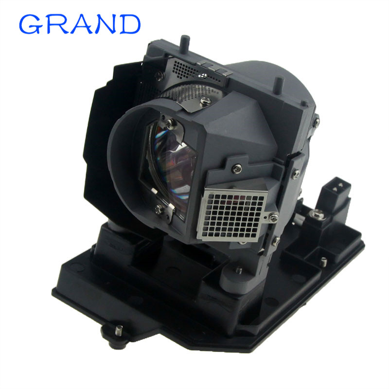 Projector lamp NP19LP / 60003129 with housing for NP-U250X NP-250XG NP-U260W NP-U260W+ NP-U260WG U250X U250XG U260W HAPPY BATE compatible p vip 230w 0 8 e20 8 projector lamp np19lp bulb for u250x u260w
