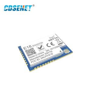 Image 3 - Zigbee Mesh Netzwerk CC2530 27dBm PA CC2592 E18 2G4Z27SI SMD IPEX Stecker IO Port 500mW Long Range Transmitter Empfänger