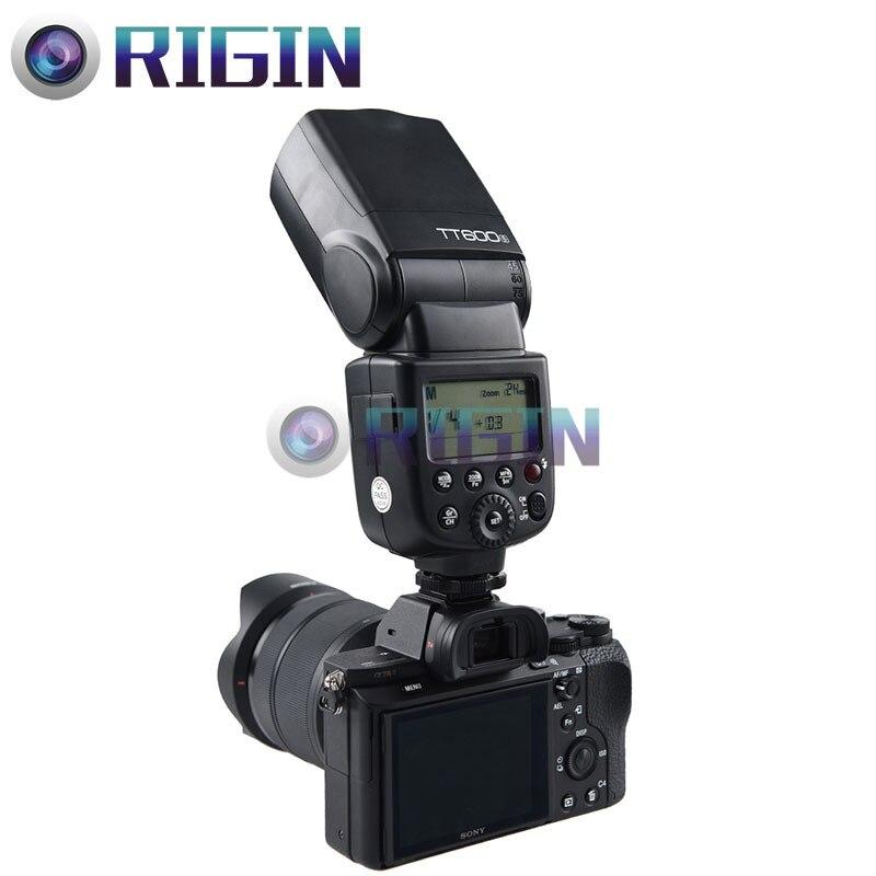Godox TT600 / TT600S GN60 HSS 1 / 8000s Kamera Flash Speedlite 2.4G - Kamera və foto - Fotoqrafiya 6