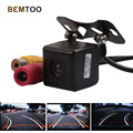 CCD HD Night Vision Car Inverter Rear view Camera Backup com Linhas de Estacionamento Da Câmera Do Carro Auto-mutável