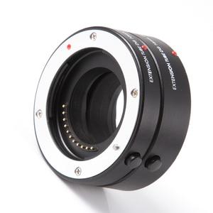 Image 2 - Fotga macro af focagem automática extensão tubo lente anel adaptador dg 10mm + 16mm para quatro terços m43 micro 4/3 câmera