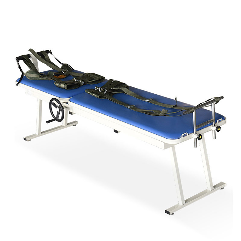 Stretcher health protection the human body Cervical lumbar traction bed Lumbar tractor prominent environment and human health