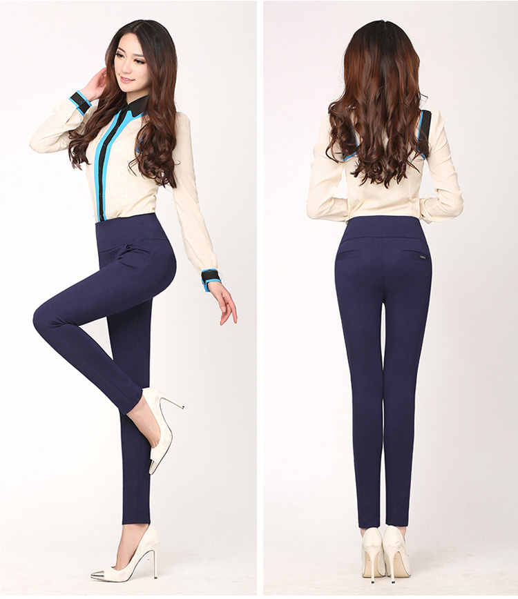 Hot! winter Thickening thick Velvet Products Elastic stretch pants - Women's Clothing - Photo 4