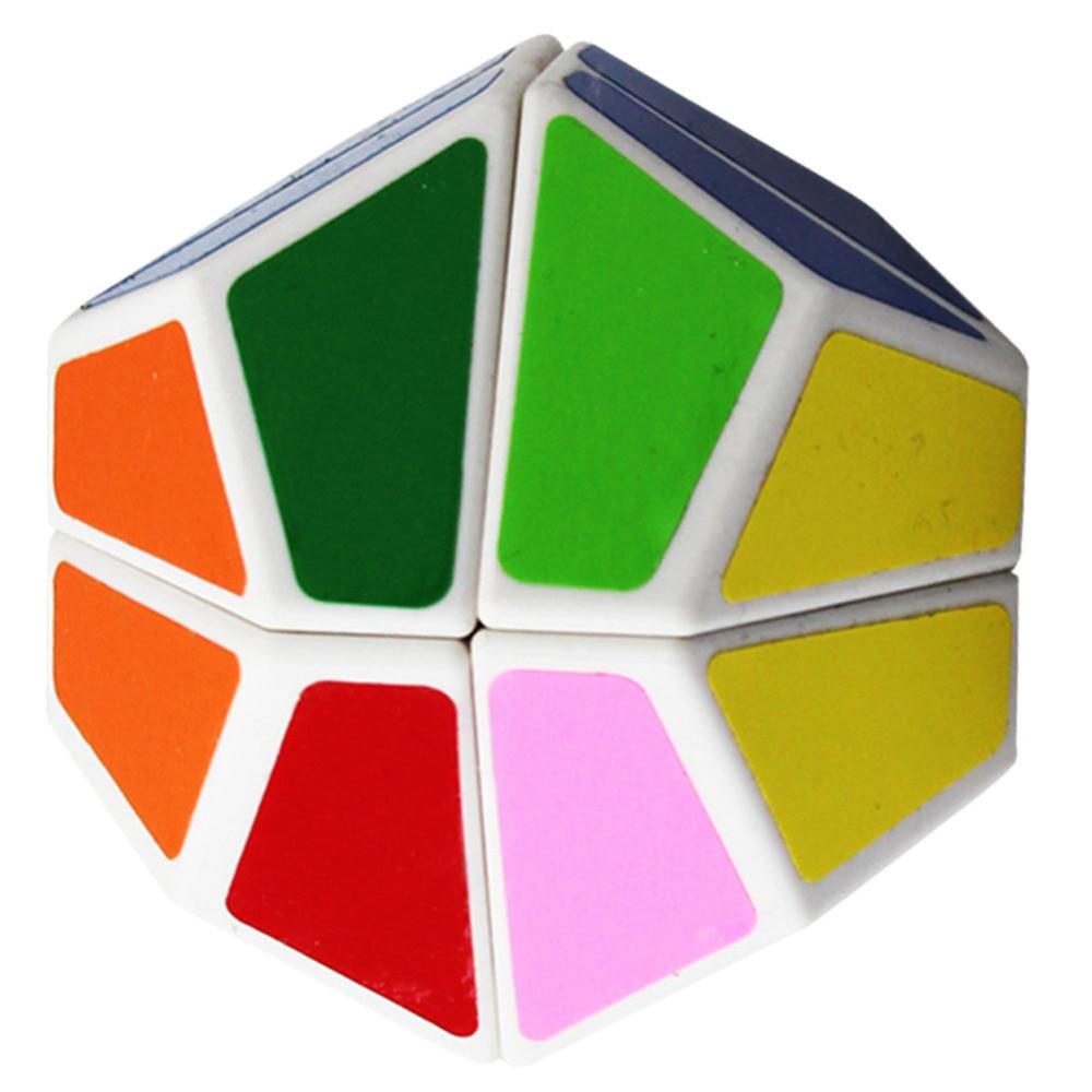 YKLWorld 2x2 Dodecahedron Magic Cube 2x2 Magic Cubes Kecepatan Cubo - Permainan dan teka-teki - Foto 5