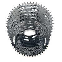DECKAS oval 104BCD 40/42/44/46/48/50/52 T Berg Fahrrad Kettenblatt MTB bike für shimano 8-12 geschwindigkeit kurbel Aluminium Kettenblatt