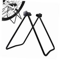 Bike Bicycle Wheel Holder Repair Stand Parking Hub Kickstand Folding Cycling Outdoors Sport Bicycle Cycling Accessories