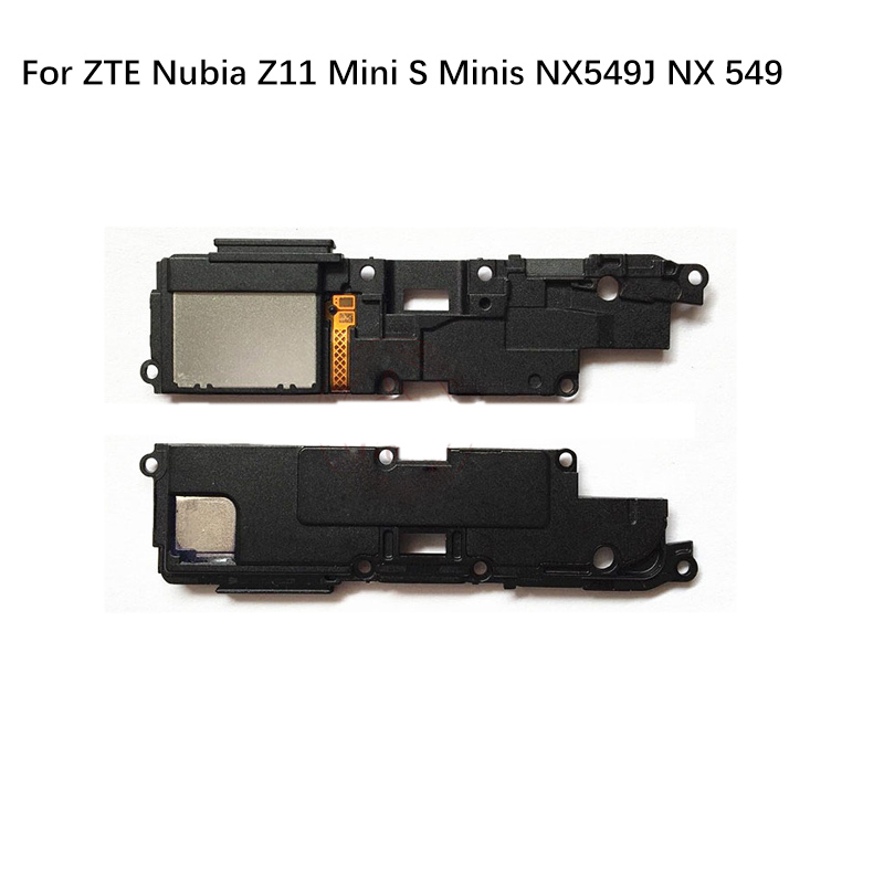 2PCS For <font><b>ZTE</b></font> <font><b>Nubia</b></font> Z11 <font><b>Mini</b></font> <font><b>S</b></font> <font><b>Z</b></font> <font><b>11</b></font> <font><b>Minis</b></font> NX549J NX 549J Loud Speaker Buzzer Module New Tested Speaker Buzzer image