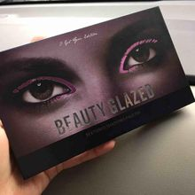 Beauty Shimmer Matte Eyeshadow Make Up Palette Glitter Nude Eye Shadow Palette Nude Professional Pigment Eyeshadows Maquillage