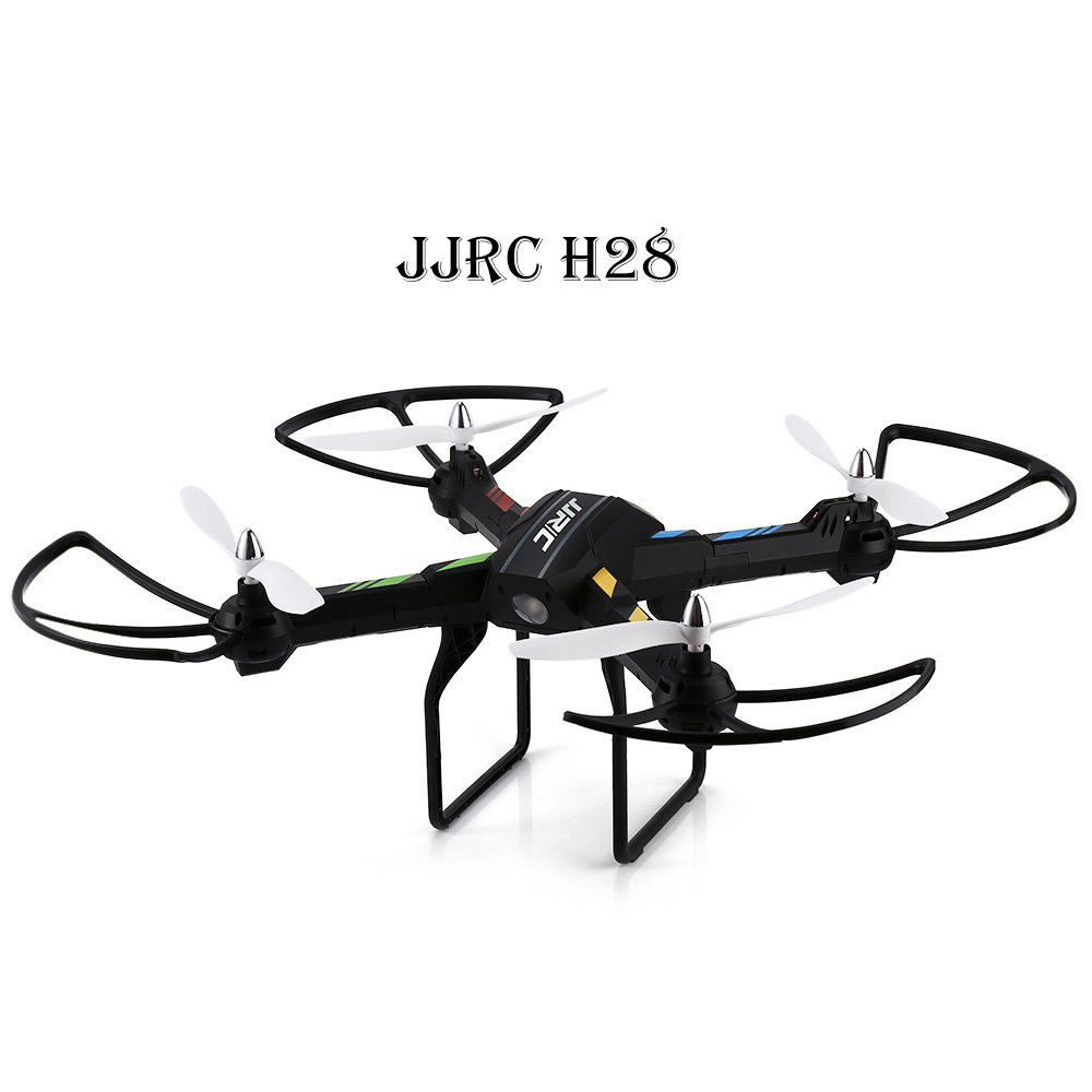 JJRC H28 2.4G 4 Channel 6 Axis Gyro 3D Rollover LED Light RTF Quadcopter Helicopter original jjrc h28 4ch 6 axis gyro removable arms rtf rc quadcopter with one key return headless mode drone