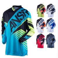 2018 Moto Newest Men S Long Sleeve Mountain Bike Jersey Motocross DH Downhill Jersey Cycling Clothing