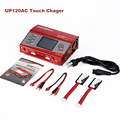 Newest Lipo Chager UltraPower UP120AC Touch 110V/240V AC Dual Output Balance Charger Batter than imax b6 For RC Quadcopter FPV