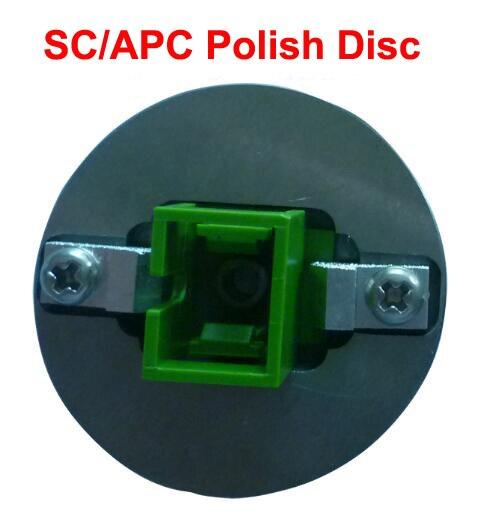 Handheld Fiber Optic Polishing Disc SC APC