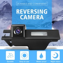 Заднего вида Камера Cam для Opel/Vauxhall/Corsa/Astra/Zafira/Vectra