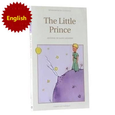 Books For Kids World Famous Novel The Little Prince English Edition Books Children Kids Educational Story Book Age 4 -15