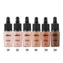 2018 Gezicht Foundation Make-Up Waterdichte Base Cover Concealer Contour Cover Primer Cosmetische(China)