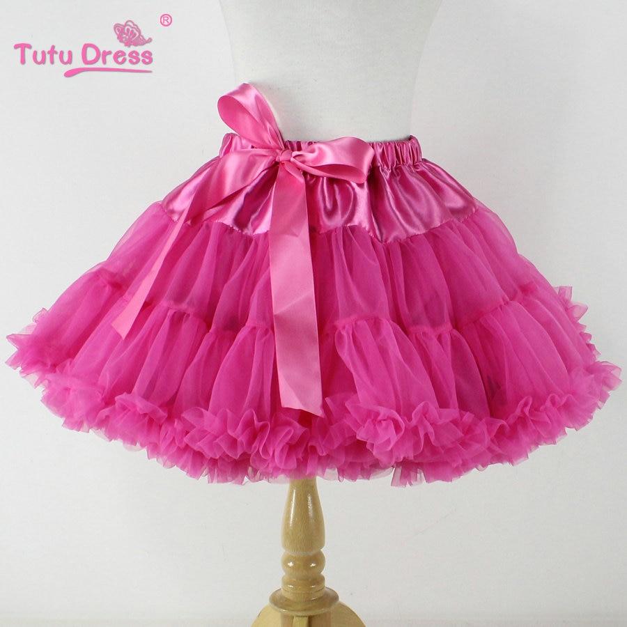 Baby Teen Girls Ballet Princess Tutu Tulle Skirt Star Sequin Above Knee Party Dance Ball Gown Lace Pettiskirt