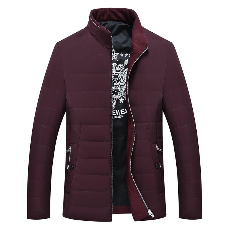 8xl 6xl winter cotton jacket men 2016 New Year men