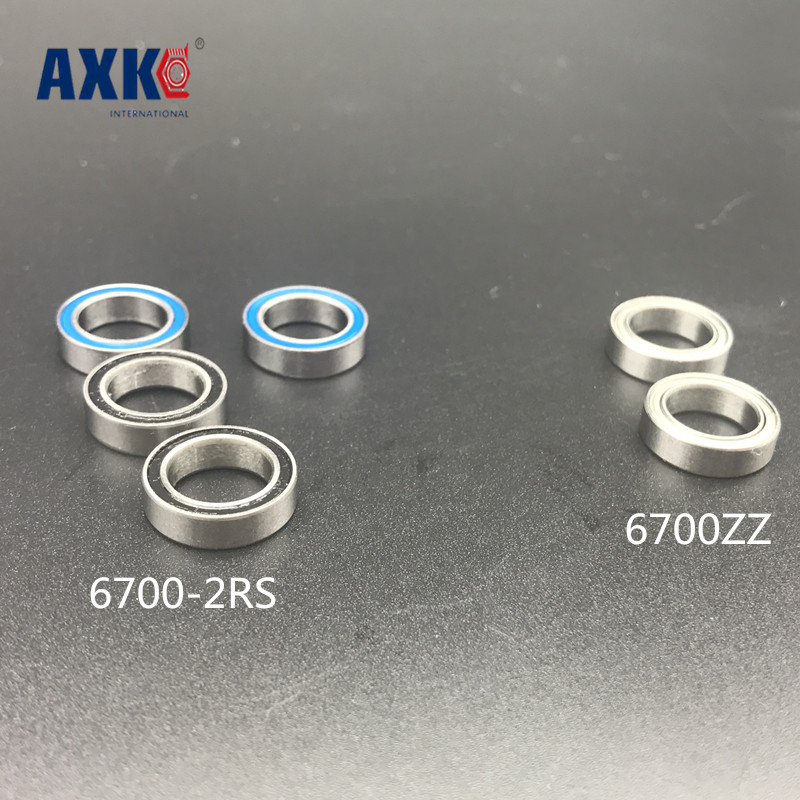 Rolamentos 6700rs Bearing Abec-3 6700zz 6700 10x15x4 Mm Thin Section 6700-2rs Ball Bearings 61700 ( Ba10-15 A-1510 10*15*3 Mm) nokia 6700 classic illuvial