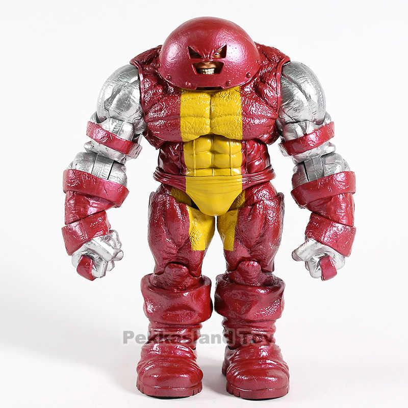 """Marvel wybierz X mężczyźni Juggernaut 10 """"figurka 22cm KO's diament wybierz DST MS X-MEN Deadpool X Froce Cain Marko Legends zabawki"""