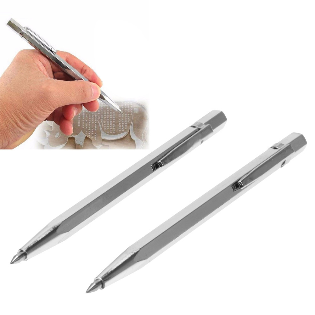 2Pcs/Set Hard Alloy Cutter Head Etching Pen Engraving Machine Metal Tool High Quality p80 panasonic super high cost complete air cutter torches torch head body straigh machine arc starting 12foot