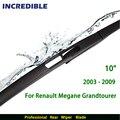 """Limpiaparabrisas trasero para Renault Megane Grandtourer (2003-2009) 10 """"RB530"""