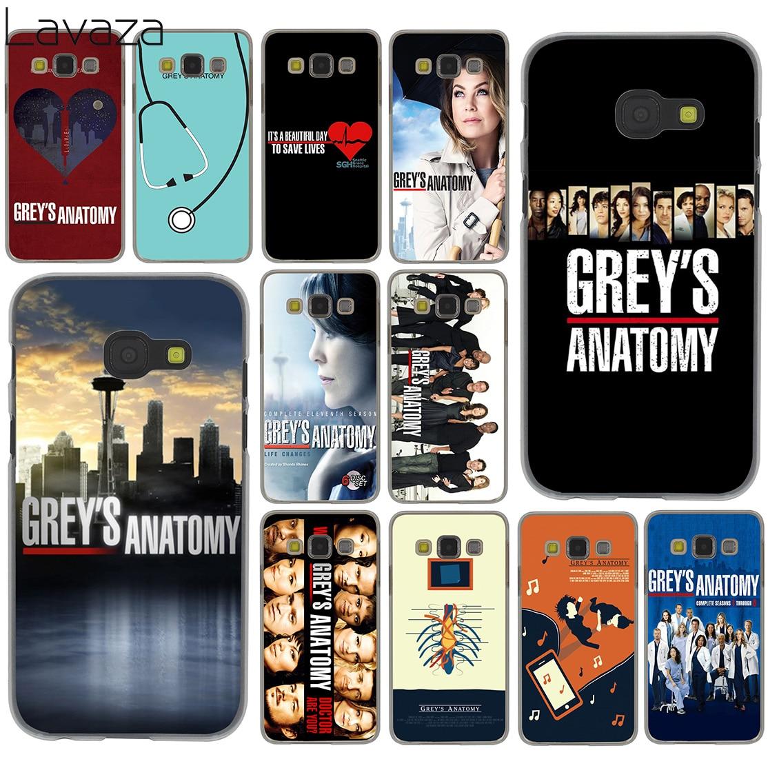 Lavaza grey\'s Grey is Anatomy logo Season Hard for Samsung Galaxy A8 ...