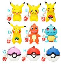 Pen Drive Pokemon Pikachu 4G 8GB USB Flash Drives 16GB 32GB 64GB Pendrive 128GB Cartoon Animal Cute Gift Usb Stick Free Shipping
