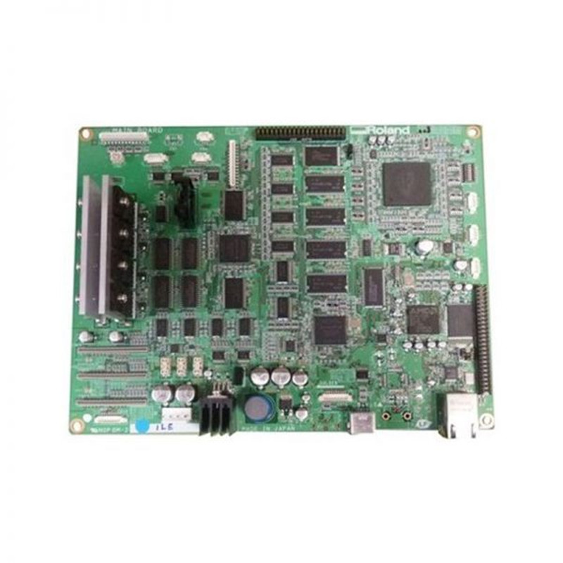 Roland VP-540 / VP-300 Printer mainboard 6700469010 dx4 printhead capping station for roland sp 540 vp 540 sj 1000 sj 1045 xj 740 printer cap top