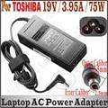Universal AC Power Adapter Charger 19V 3.95A Supply For toshiba FA105 FM35X U305 P205 PA3468E-1AC3 PA-1750-09 Free&Shiping