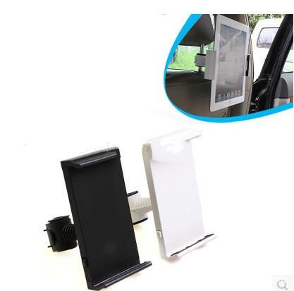 PARASOLANT Car Back Seat Headrest Mount Holder For iPad Mobile Phone Bracket Car Back Pillow Flat Bracket Household Ipad Bracket foldable portable phone flat bracket