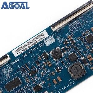 Image 4 - オリジナルのロジックボードT315HW07 vb ctrl bd 31T14 C0J coj ledテレビコントローラボードt con tcon制御コンバータボード