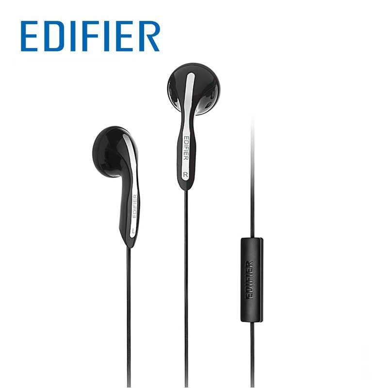 EDIFIER P180 słuchawki HIFI wydajność wysokiej klasy słuchawki stereo ze wzmocnieniem basów z mikrofonem dla telefonu tablet z funkcją telefonu
