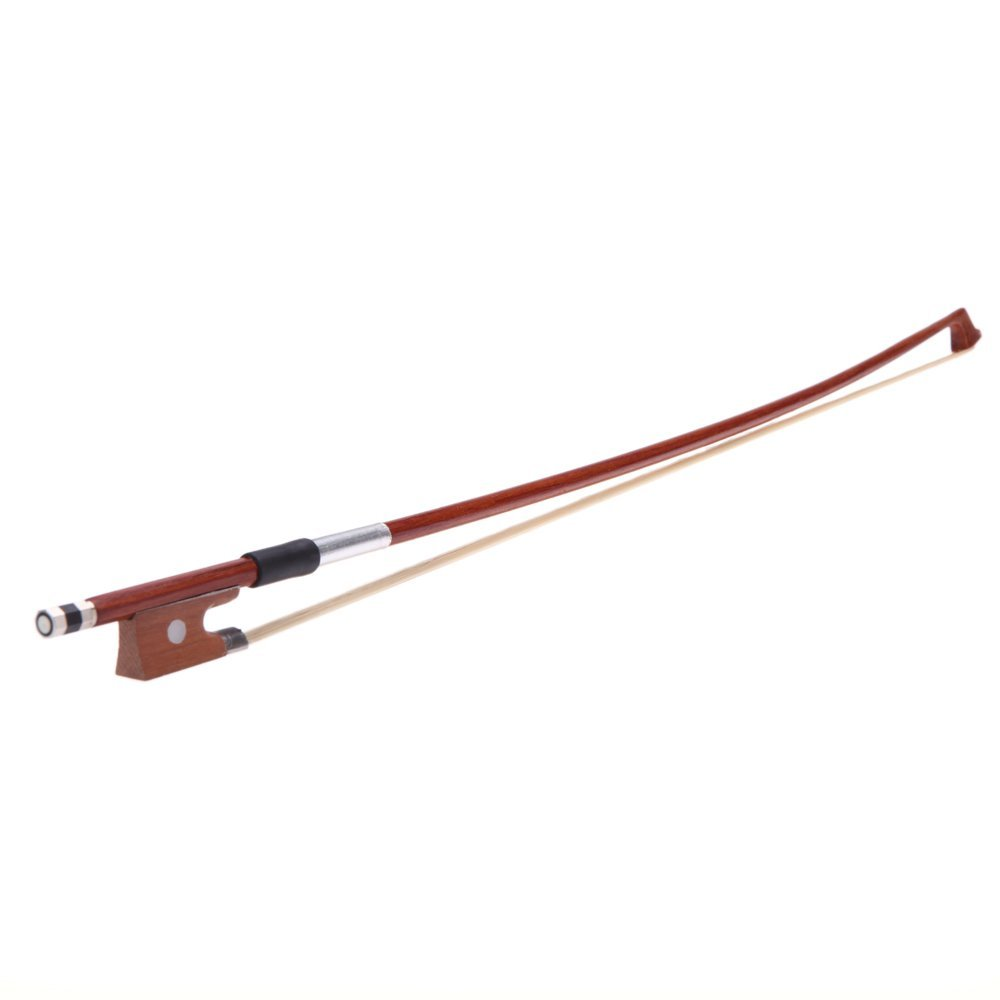 1/2 Arbor Violin Bow Fiddle Bow Horsehair Exquisite Violin Accessaries