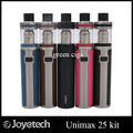 Original joyetech unimax 25 starter kit com 5 ml tanque e 3000 mah bateria UNIMAX 22 Starter Kit com 2 ml tanque 2200 mah bateria