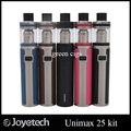 Original joyetech unimax 25 starter kit con 5 ml tanque y 3000 mah batería UNIMAX 22 tanque 2200 mah Starter Kit con 2 ml batería