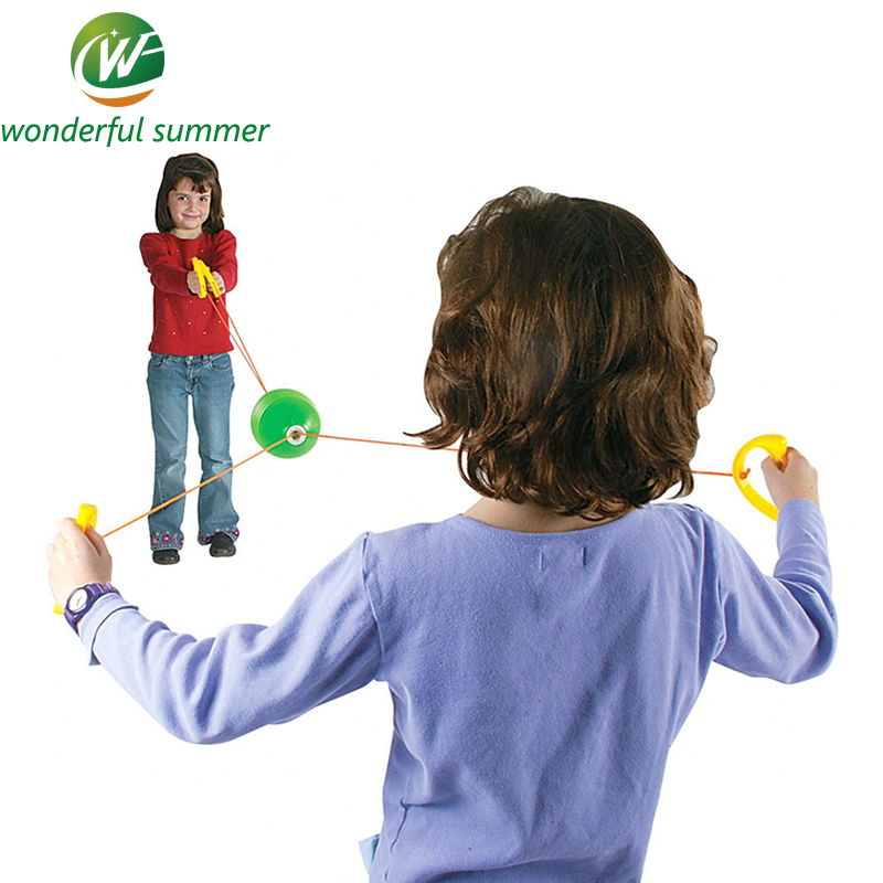 Super Sport Slider Zoom Ball Sliding Toy Autism ADHD Therapy Teamwork Game Outdoor Family Games Children Indoor Play Fun Ball