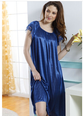 New 2015 Sexy Womens Casual Chemise Nightie Nightwear Lingerie Nightdress Sleepwear Dress Free Shipping